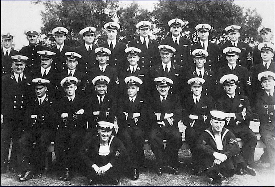 1940 Sig School Staff