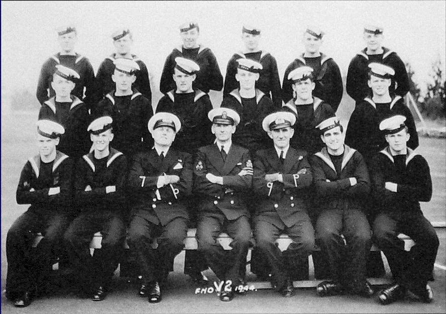 1944 Sig School Staff