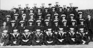 1954 Sig School Staff
