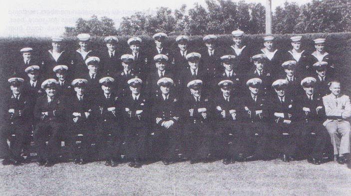 1956 Sig School Staff