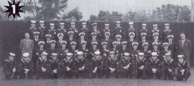 1958 Sig School Staff