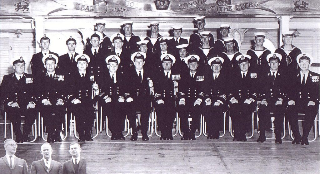 1961 Sig School Staff2