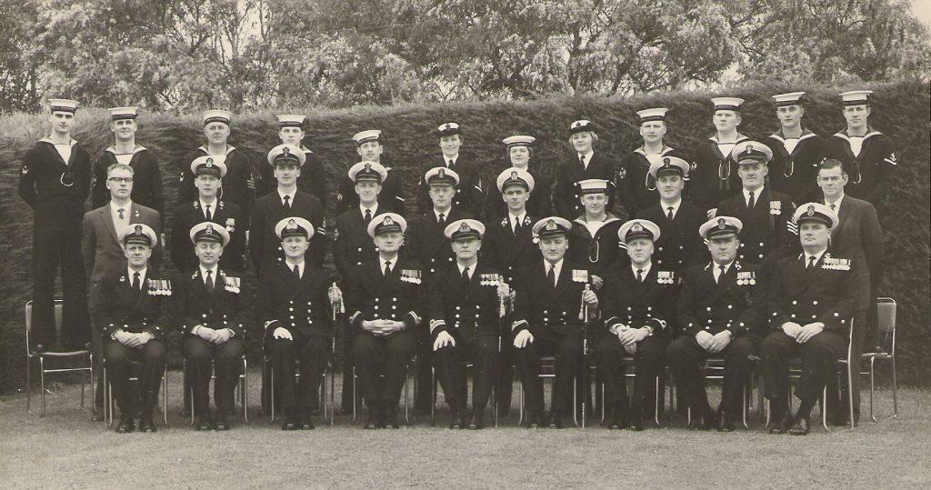 1960 Sig School Staff