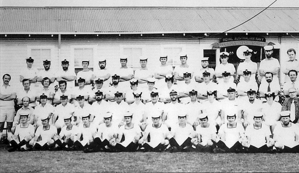 1974 Sig School Staff