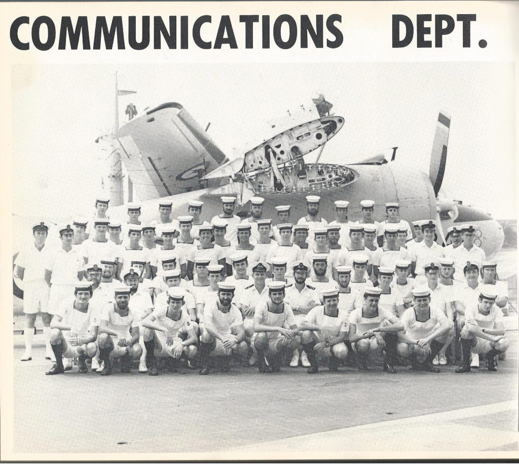 Comms Dept1977