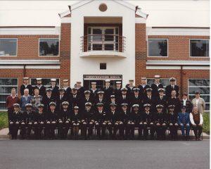 Comms School Staff 1994