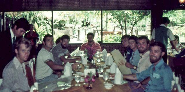 DEREWENT COMMS - BANGKOK 1975