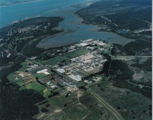 Aerial View Cerberus1997