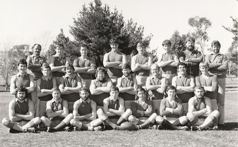 Harman Hogs 1978