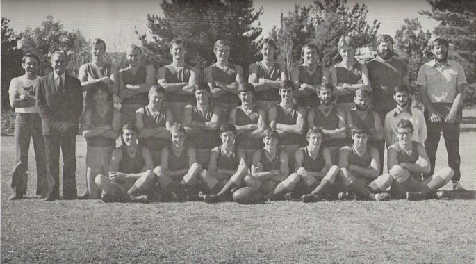 Harman Hogs 1979