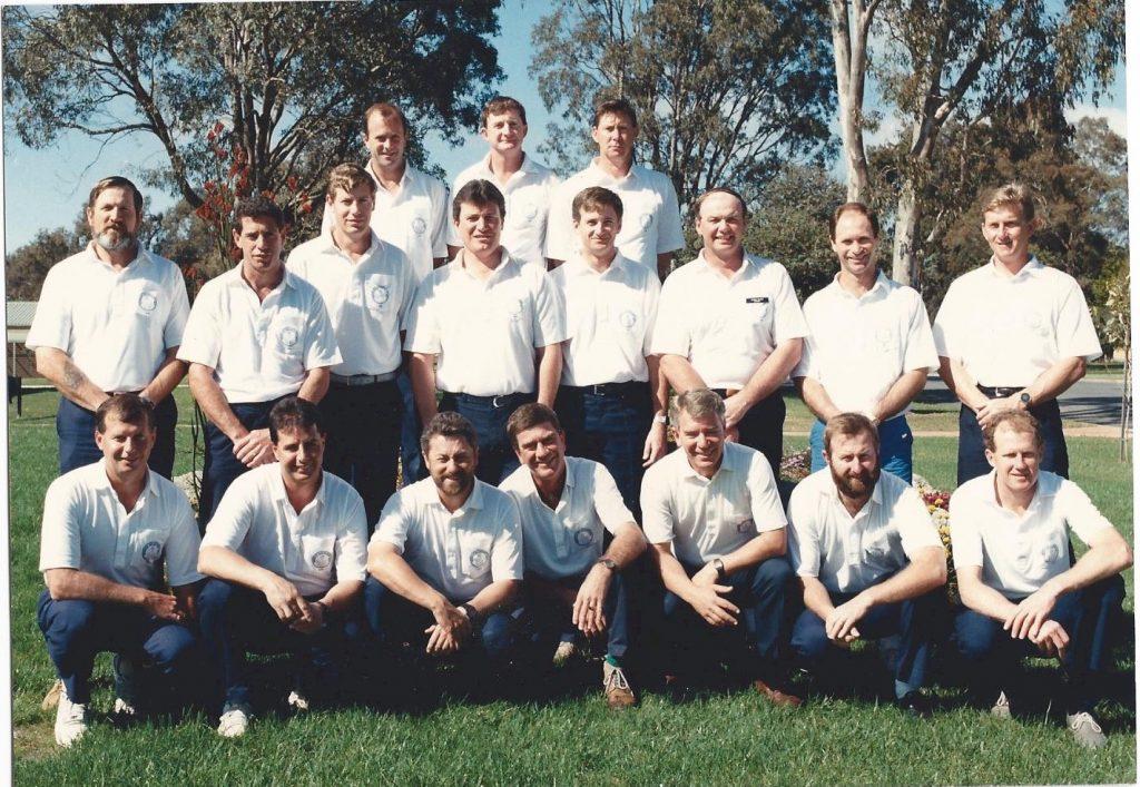 InterService Golf Maffra 1989
