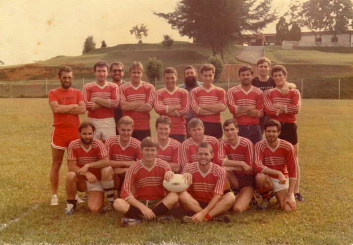 Melbourne Rugby 1980