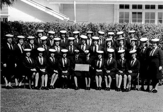WRANS Class 65 November 1962