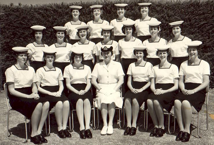 WRANS Class 73 Feb 1964