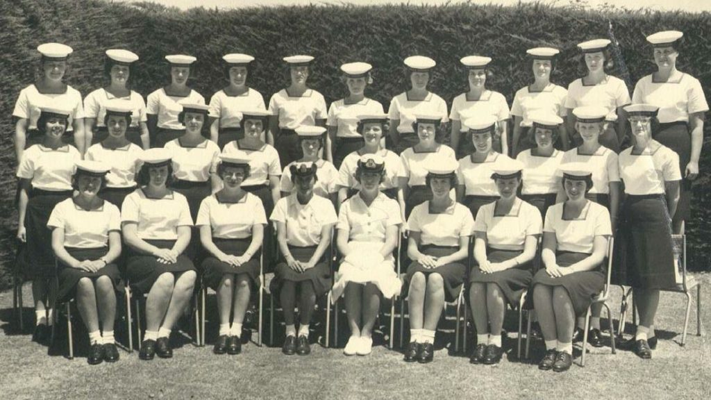 WRANS Class 79 of 1965