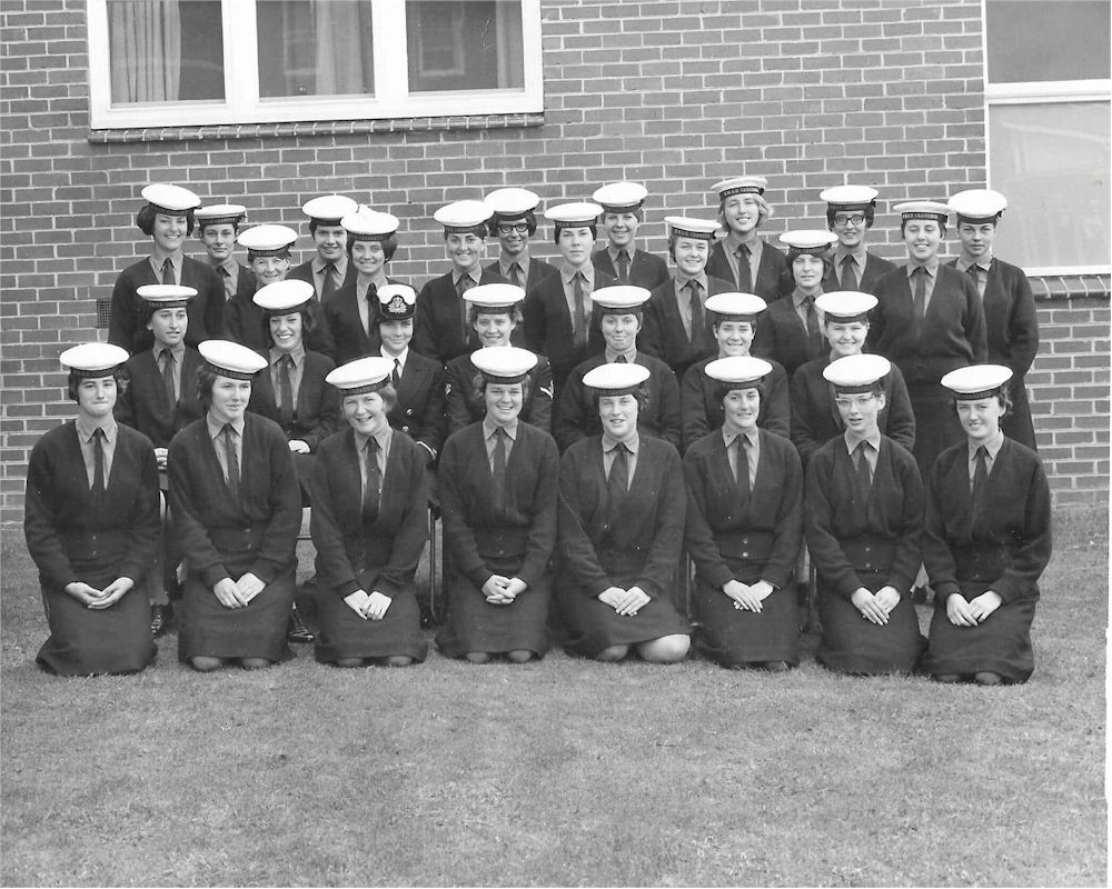 WRANS Class 93 of 1967