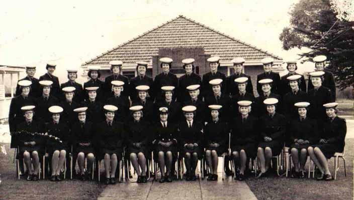 WRANS Class 94 - 1967
