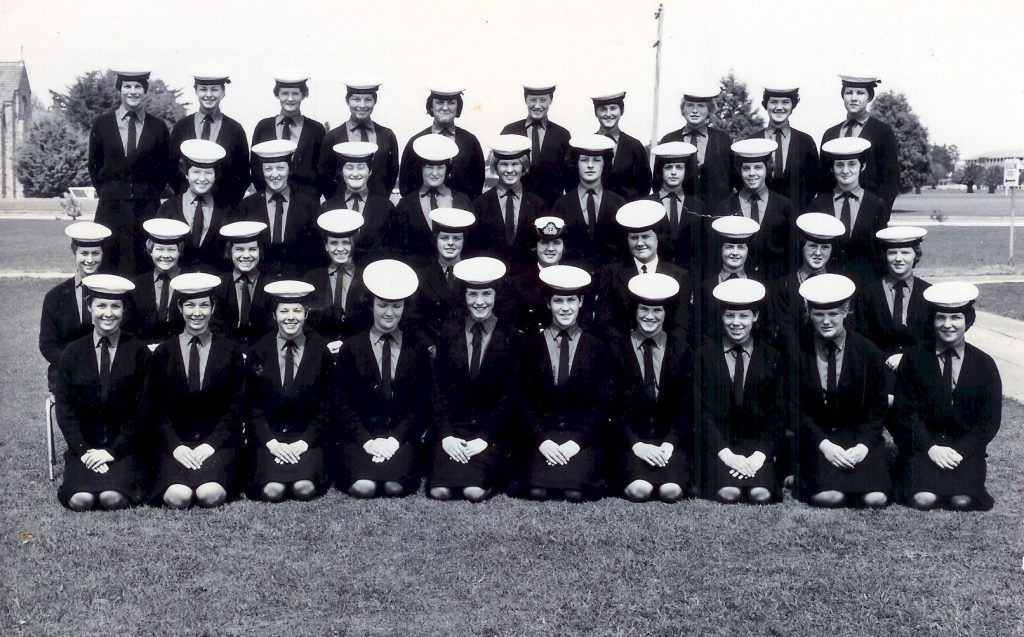 WRANS Class 97 of 1967
