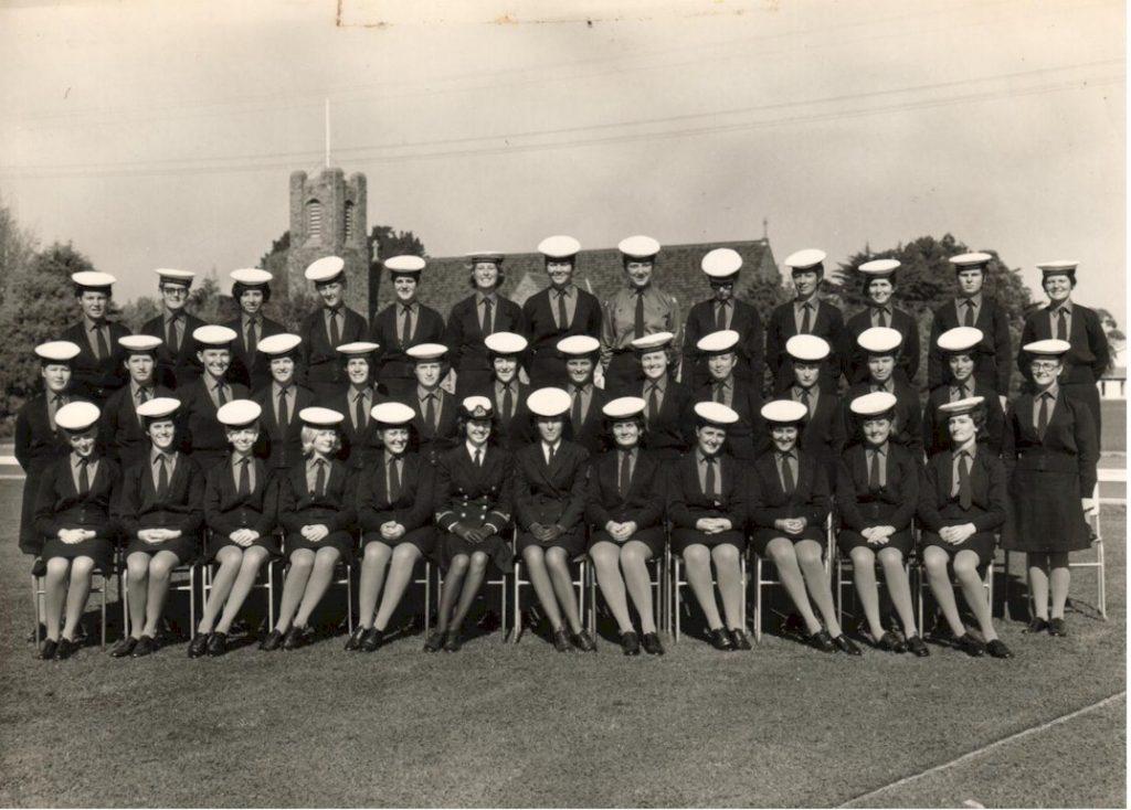WRANS Class of 13 April 1970