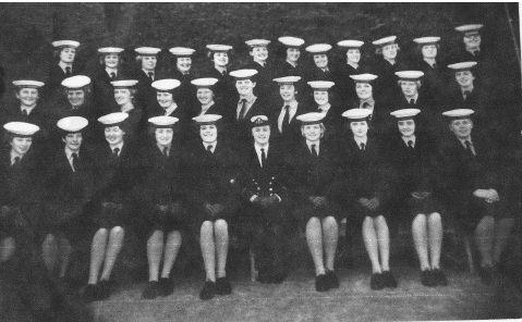 WRANS Class of October 1963