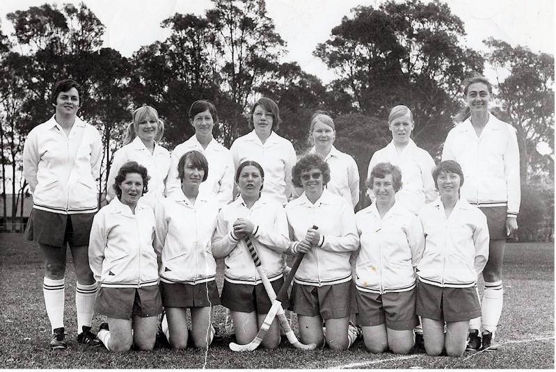 WRANS Hockey 1974