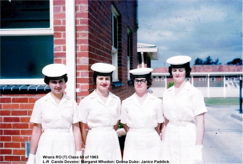 Wrans RO(T ) Class 69 1963